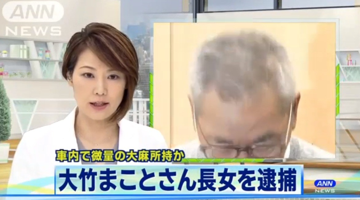 大竹まこと娘と息子の顔画像!マ...
